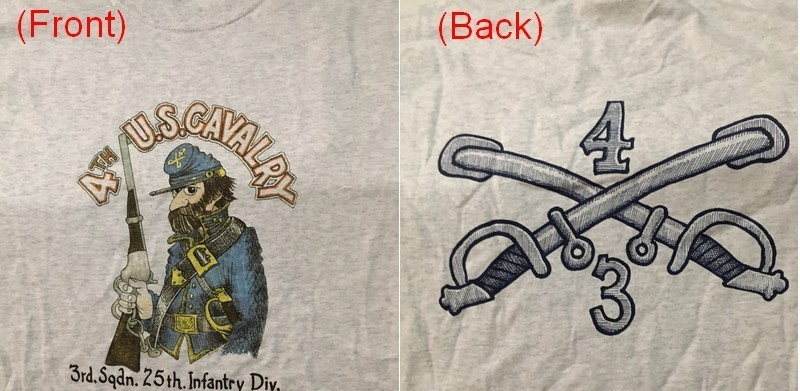 T-Shirt Large