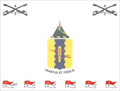 3/4 Cav Cards with Envelopes
