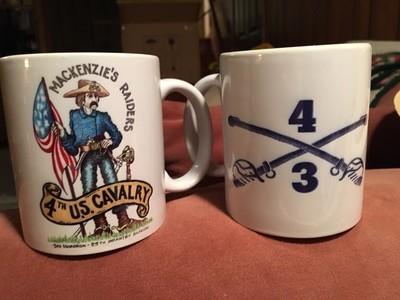 3/4 Mug
